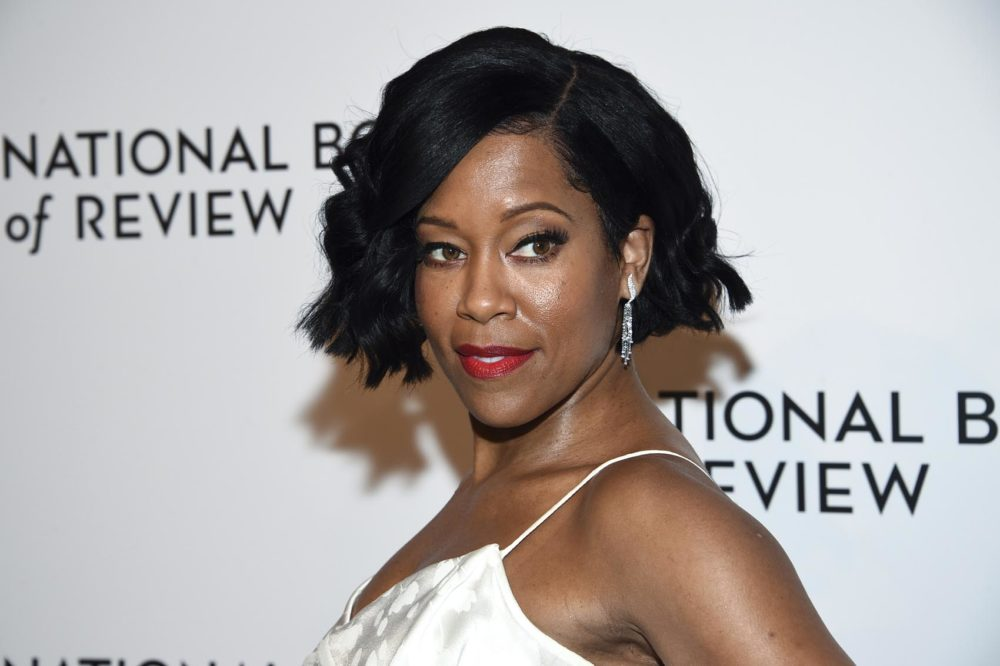 Actress Regina King attends the National Board of Review awards gala at Cipriani 42nd Street on Tuesday, Jan. 8, 2019, in New York. (Evan Agostini/Invision/AP)