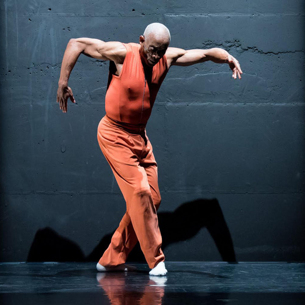 Influential choreographer Bill T. Jones. (Courtesy)