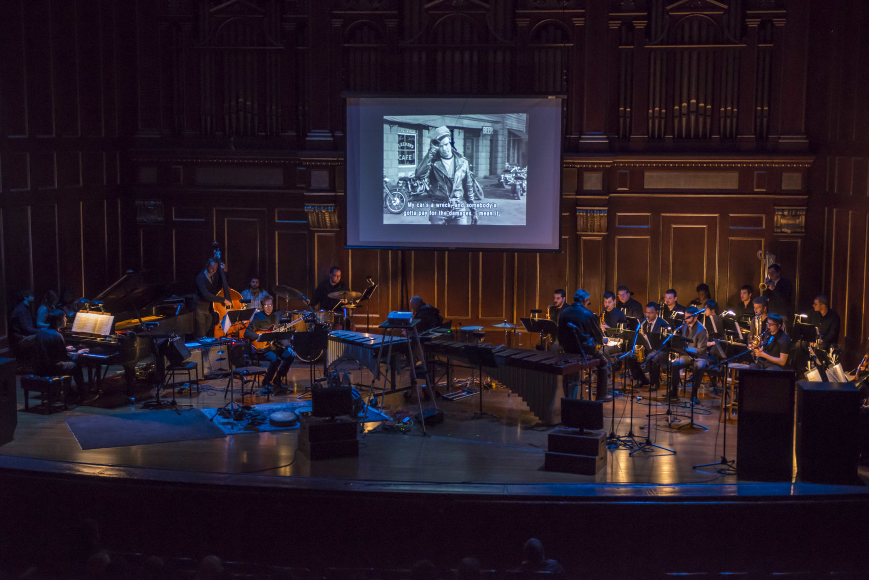 New England Conservatory Students Reimagine The Soundtrack Of The