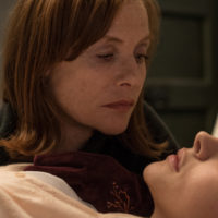 """Isabelle Huppert stars as Greta and Chloë Grace Moretz as Frances in """"Greta."""" (Courtesy Jonathan Hession/Focus Features)"""