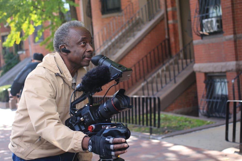Filmmaker Roberto Mighty. (Courtesy Donald Rockhead/Don Rock Photo)