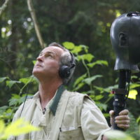 Audio ecologist Gordon Hempton (Courtesy of soundtrackerthemovie.com)