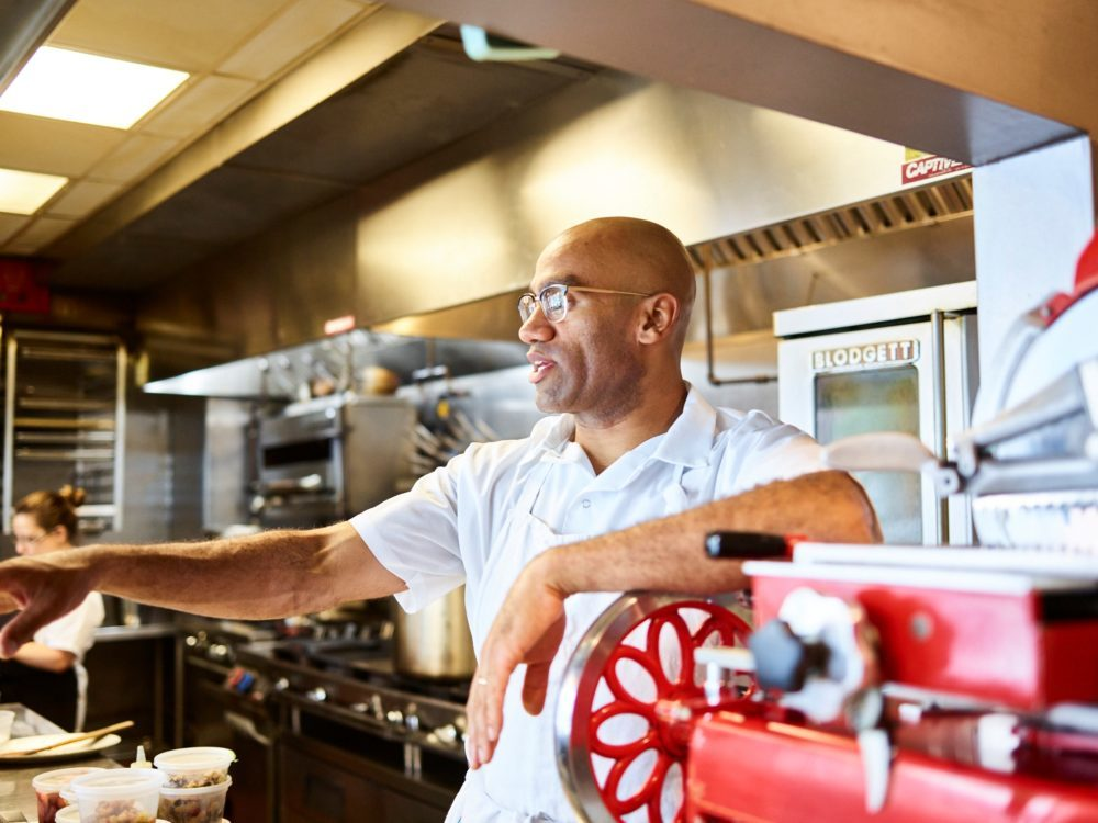 Douglass Williams, chef and owner of MIDA Restaurant. (Courtesy MIDA Restaurant)