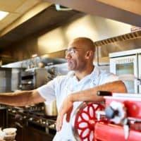 Douglass Williams, chef and owner of MIDA Restaurant. (Courtesy MIDA Restaurant)