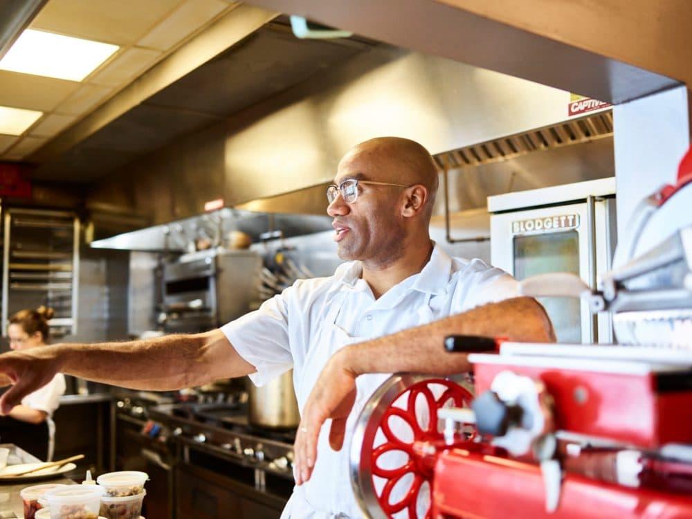 Chef Douglass Williams (Courtesy of MIDA Restaurant)