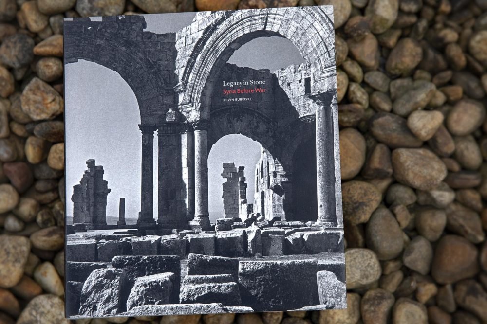 Legacy in Stone, Syria Before War, by Kevin Bubriski. (Robin Lubbock/WBUR)