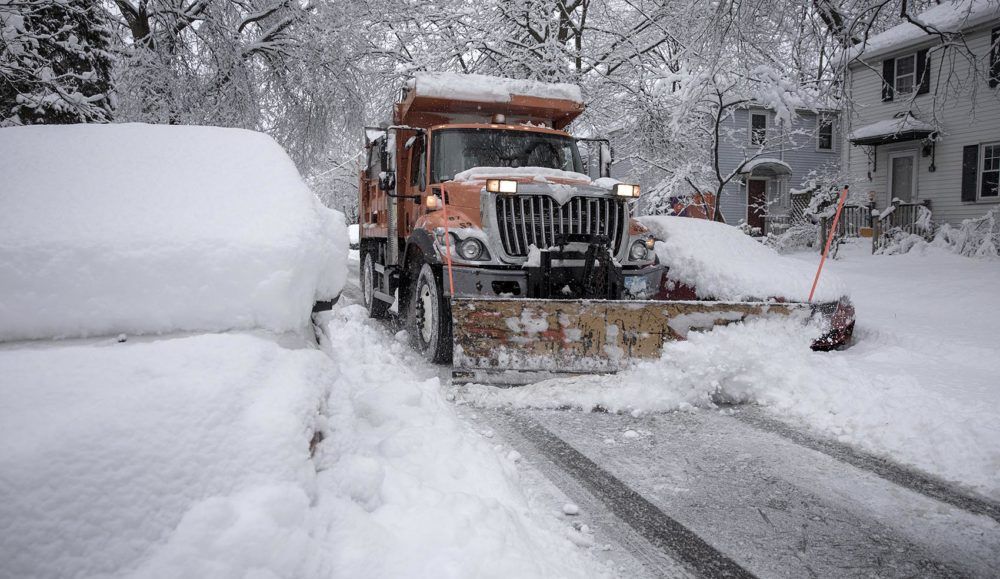 Donate Your Car >> Early March Storm Blasts Boston Area With Heavy Snow ...