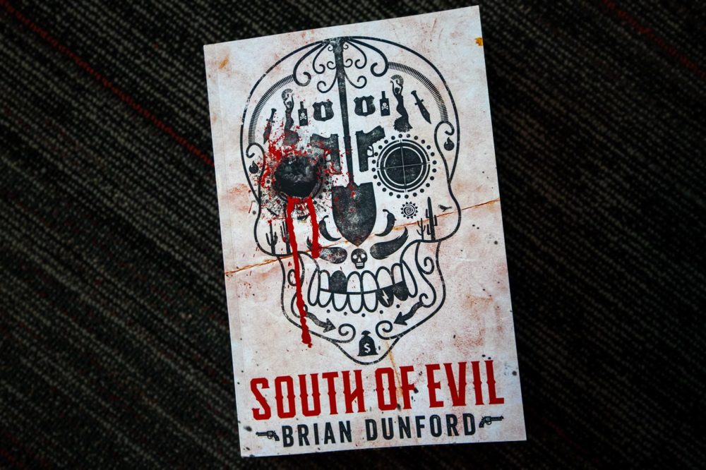 South Of Evil by Brian Dunford. (Jesse Costa/WBUR)