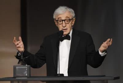 Filmmaker Woody Allen in June 2017. (Chris Pizzello/Invision/AP)