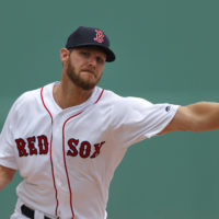 Boston Red Sox pitcher Chris Sale is set to start Opening Day against the Mariners in Seattle on Thursday. (John Bazemore/AP)