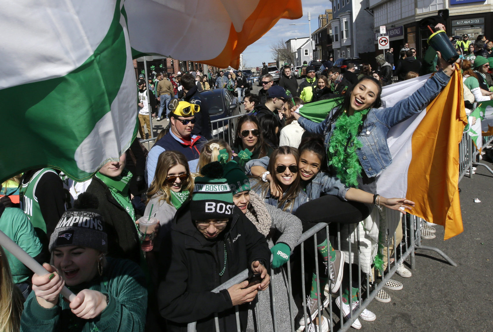 How St Patrick's Day came to Ireland