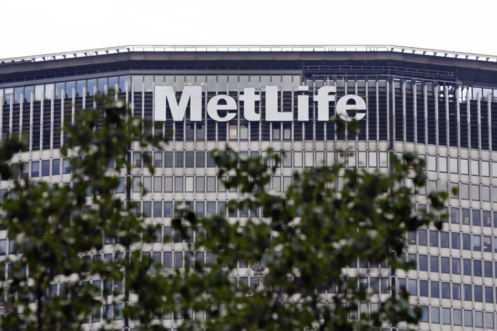 The MetLife Building in Manhattan (Richard Drew/AP)