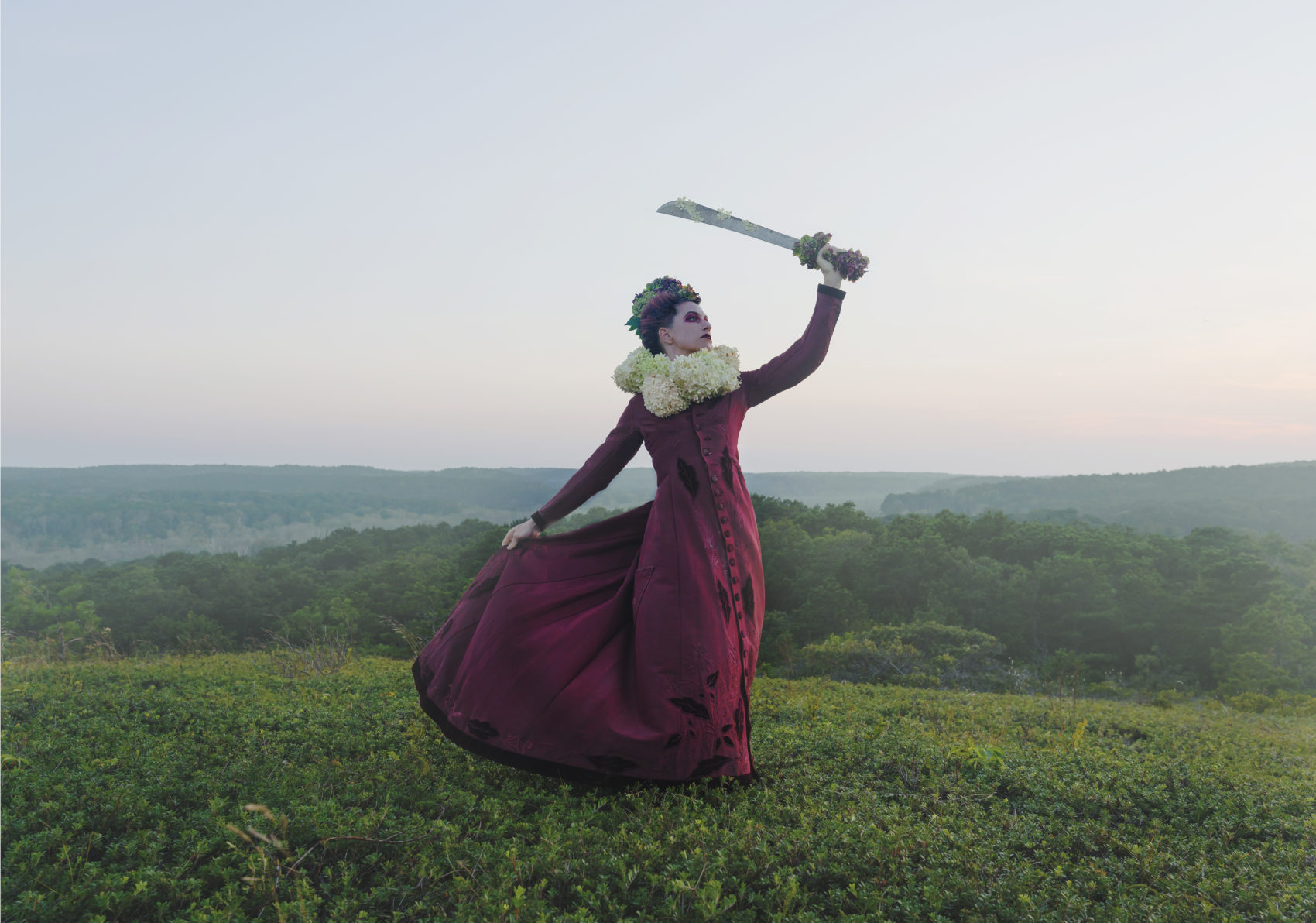 Amanda Palmer. (Courtesy Kahn and Selesnick)