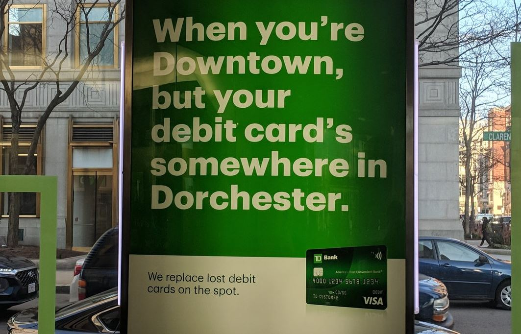 TD Bank Apologizes For Ad It Calls 'Insensitive To The