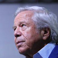 Robert Kraft has owned the New England Patriots since 1994. (Kevin C.  Cox/Getty Images)