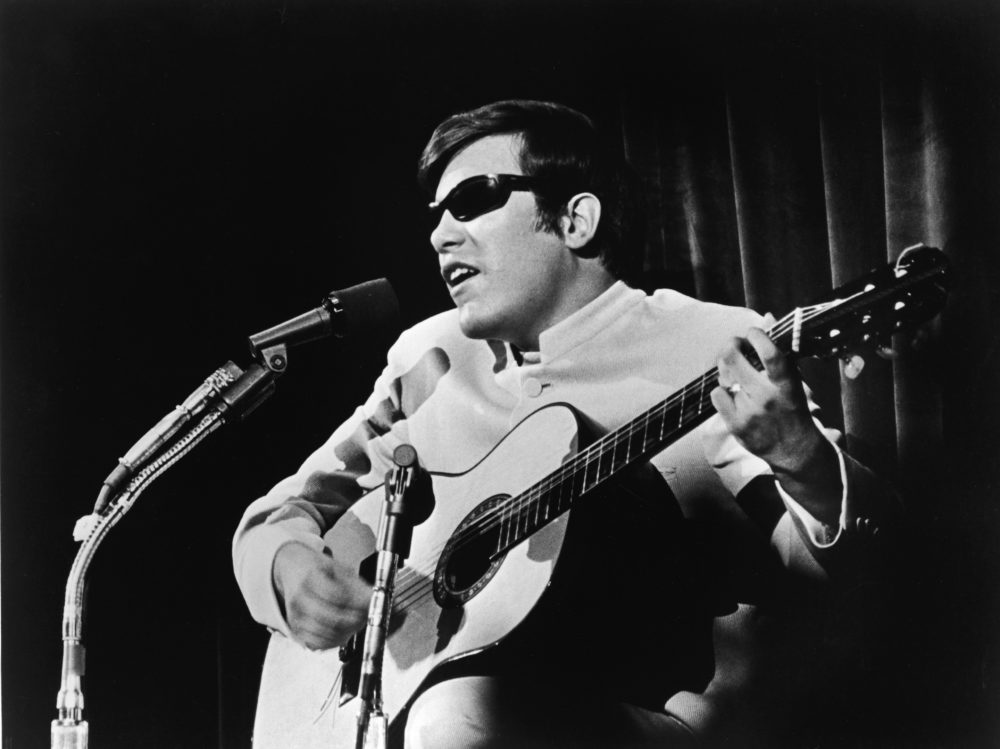 José Feliciano has won nine Grammy awards. (RCA Records/Getty Images)