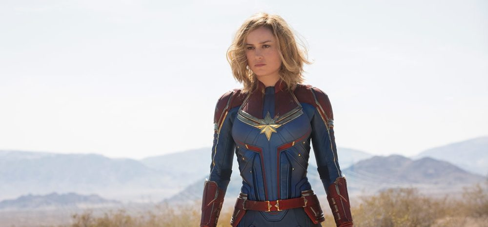 """""""Captain Marvel"""" is based on the comic book series by Kelly Sue DeConnick. (Marvel Studios)"""