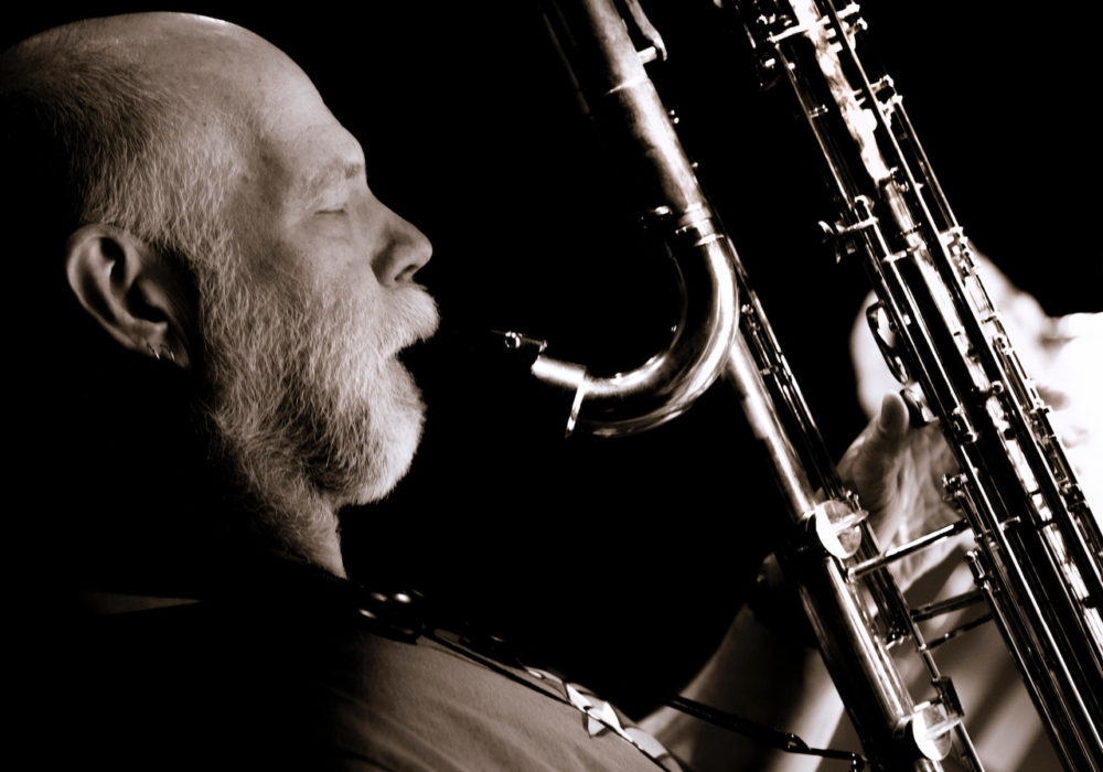 Musician Steve Norton. (Courtesy Amy Pierce)