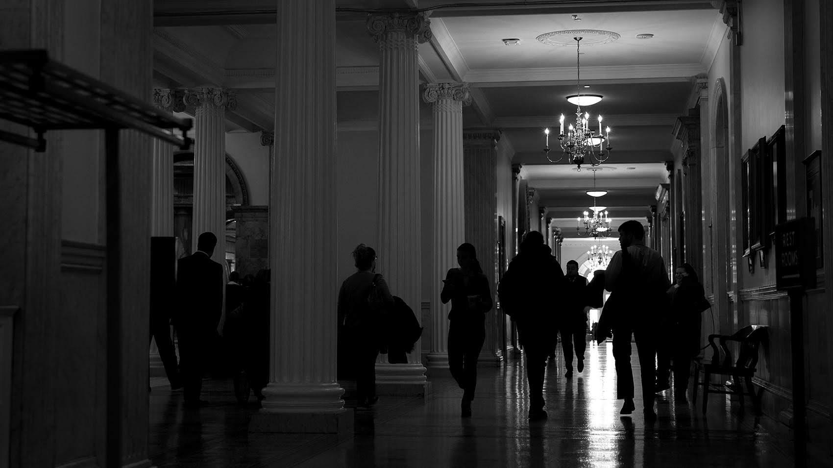 Massachusetts State House. (Robin Lubbock/WBUR)