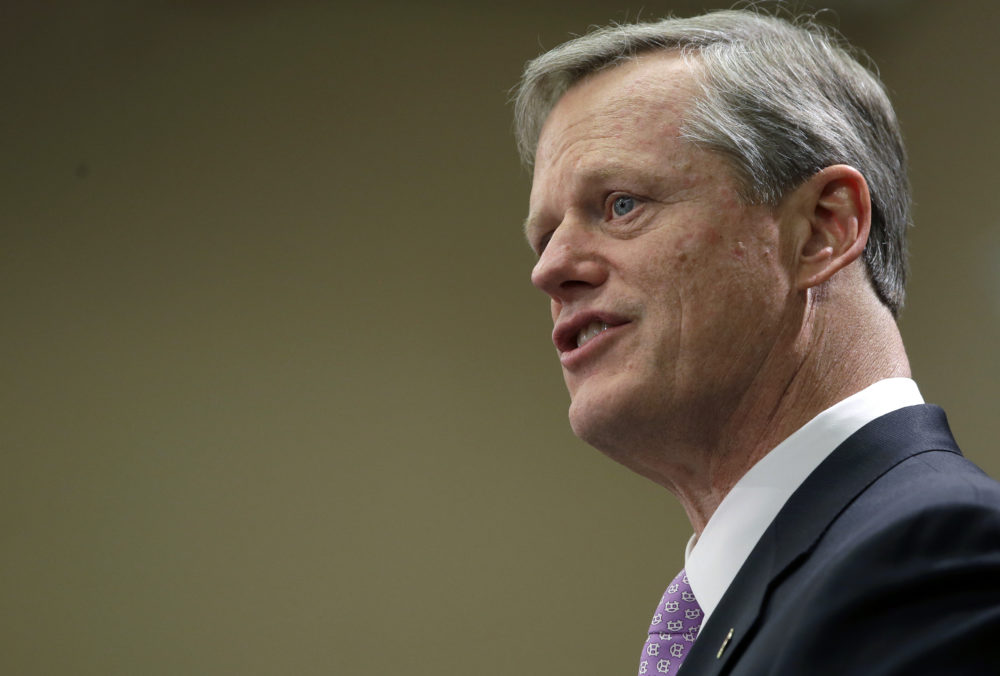 Gov. Baker Signs Into Law Ban On Conversion Therapy For ...