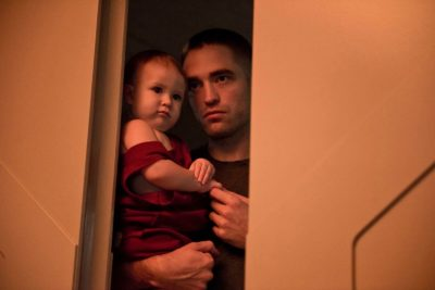 "Robert Pattinson in ""High Life."" (Courtesy Alcatraz Films/Wild Bunch/Arte France Cinema/Pandora Produktion)"