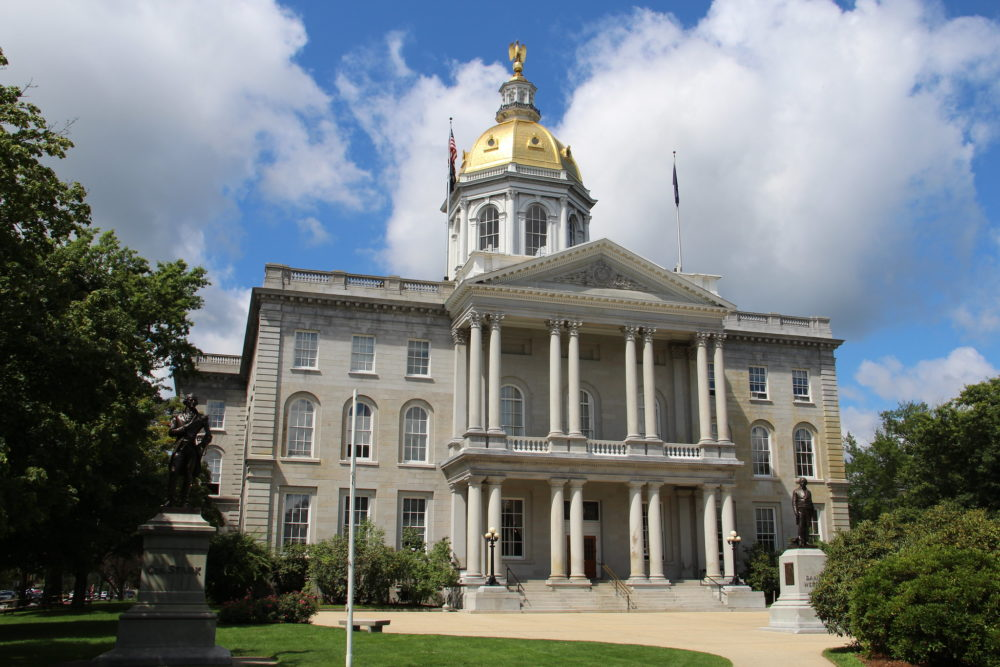 New Hampshire State House (cmh2315fl/flickr)
