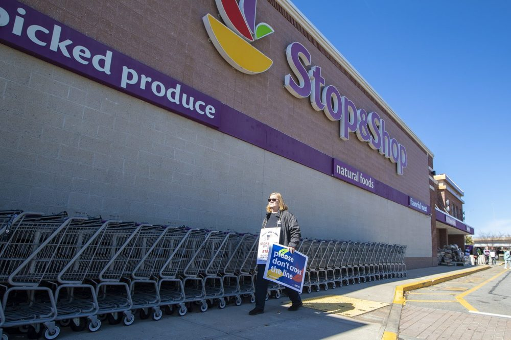 Stop & Shop Workers Strike