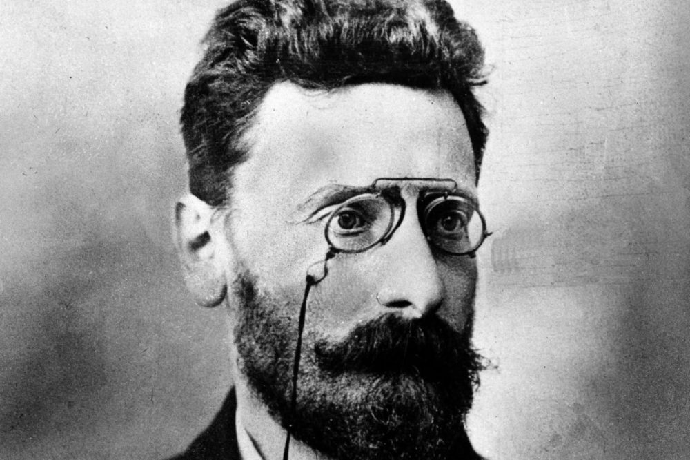 Joseph Pulitzer, the late publisher of the New York World and the St. Louis Post-Dispatch, was considered one of America's outstanding journalists at the time of his death in 1911. (AP Photo)