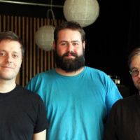 The Danish rock band Town Portal mixes metal and melody. (Courtesy of Greta Kaemmer)
