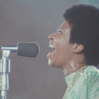 """A still from the documentary """"Amazing Grace."""" (Courtesy Neon)"""
