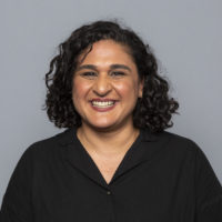 """Chef and writer of the Netflix series """"Salt, Fat, Acid, Heat"""" Samin Nosrat poses for a photo during the Netflix portrait session at the Television Critics Association Summer Press Tour at The Beverly Hilton hotel on Sunday, July 29, 2018, in Beverly Hills, Calif. (Willy Sanjuan/Invision/AP)"""