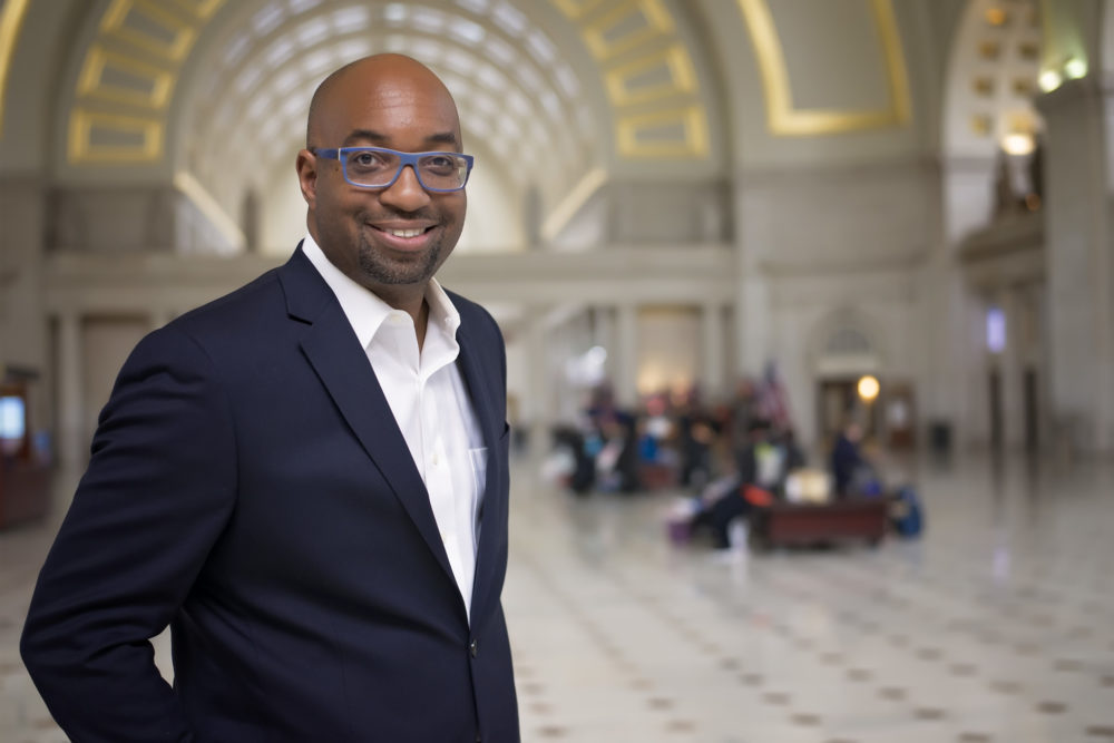 Kwame Alexander (Courtesy Portia Wiggins Photography)