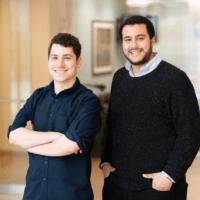 Jonathan Gootenberg and Omar Abudayyeh (courtesy )