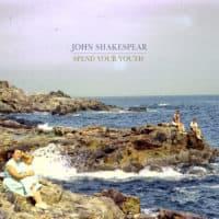 """John Shakespear's """"Spend Your Youth"""" album art. (Courtesy)"""