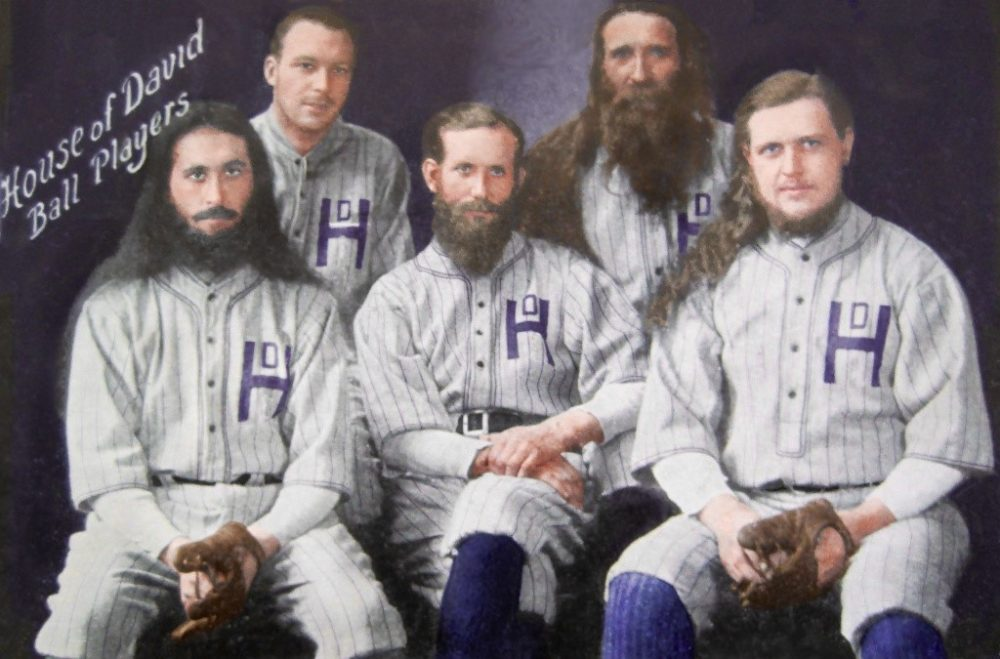(Courtesy House of David Baseball Museum)