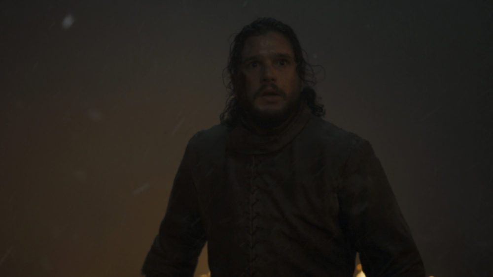 "Kit Harington in ""Game of Thrones."" (HBO)"