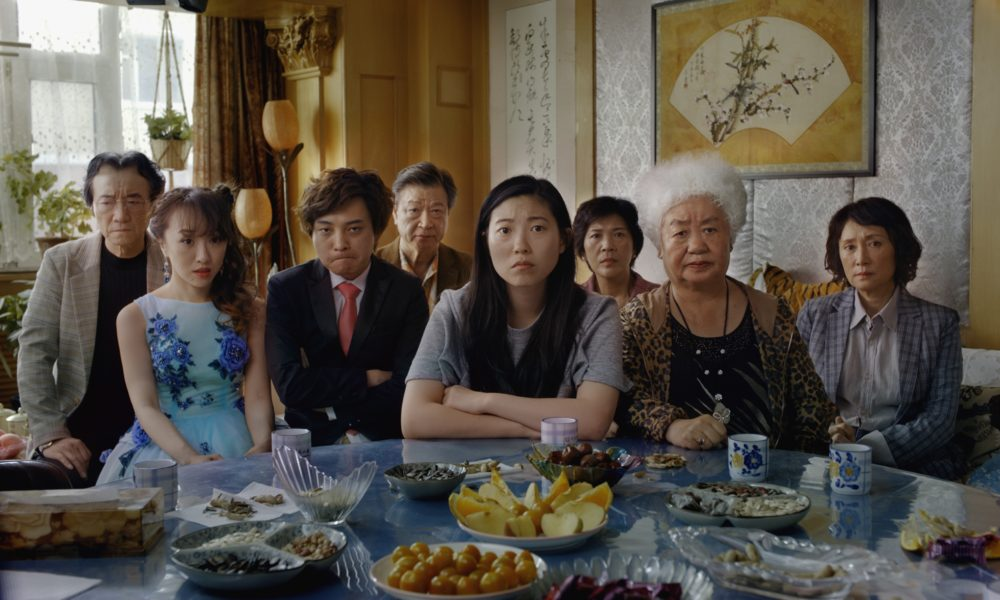 """The cast of """"The Farewell."""" (Courtesy IFFB)"""