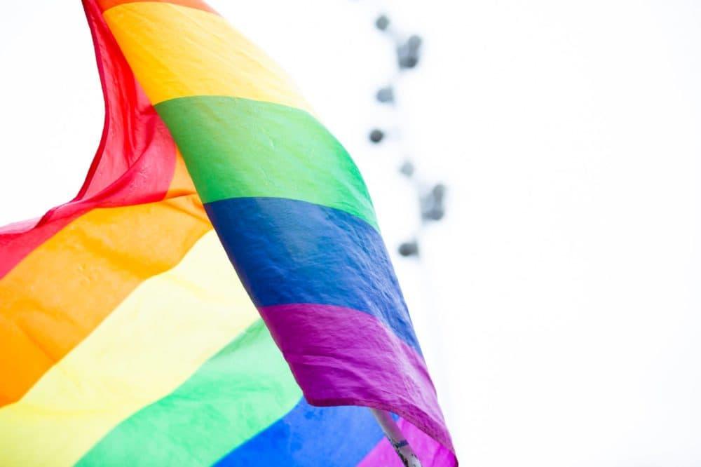 A LGTBQ flag. (Pexels)