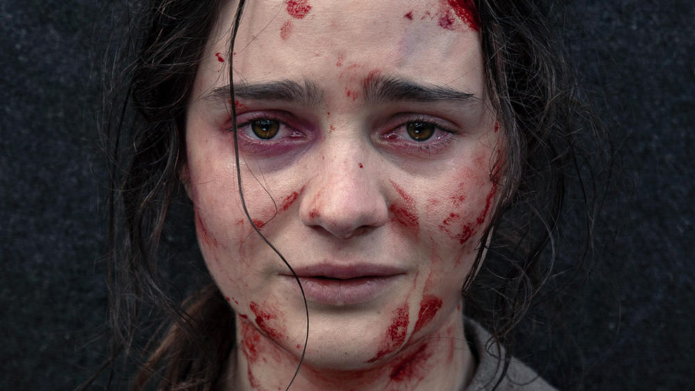 """Aisling Franciosi in """"The Nightingale."""" (Courtesy IFFB)"""