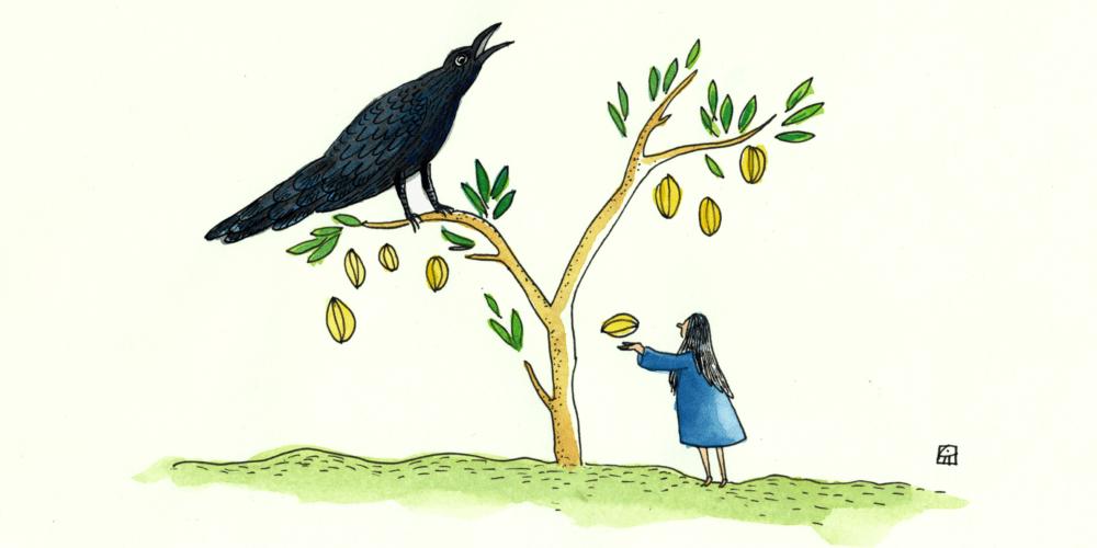 'The Star Fruit Tree' | Circle Round 61 | Circle Round