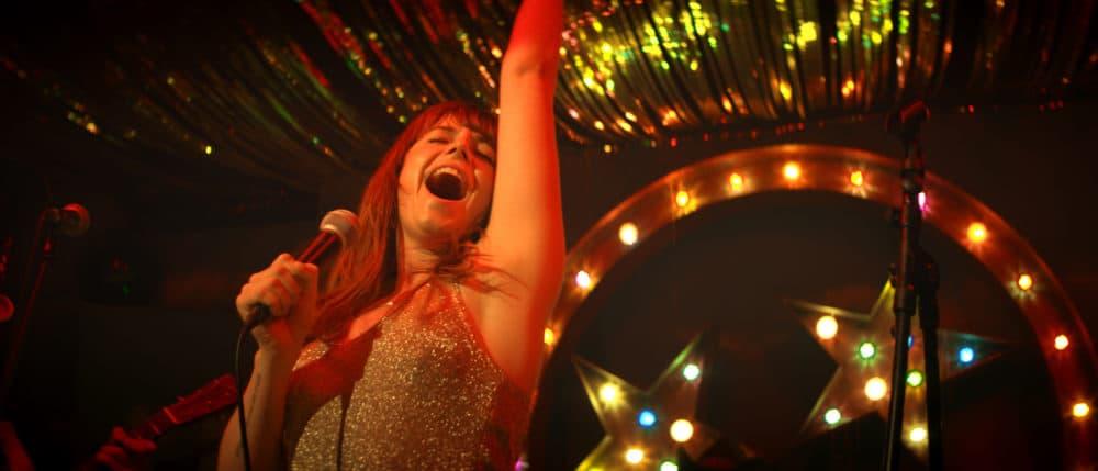 """Jessie Buckley in """"Wild Rose."""" (Courtesy IFFB)"""