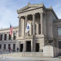 Museum of Fine Arts Boston (Jesse Costa/WBUR)