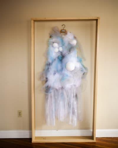 "The costume Joelle Fontaine created for ""Caroline, or Change."" (OJ Slaughter for WBUR)"