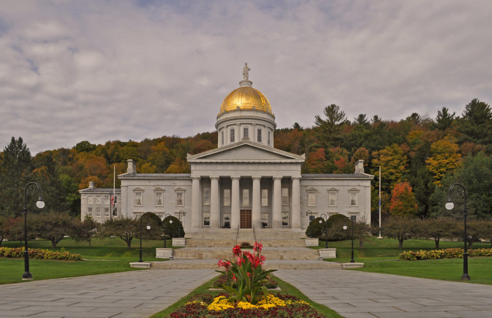 Lawmakers in Vermont put forth a bill to the governor to recognize second Monday in October as Indigenous People's Day. (Harshil Shah/flickr)