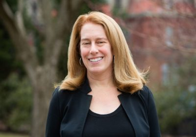 Shannon Liss-Riordan, a Brookline resident and workers' rights lawyer, is challenging Massachusetts Sen. Ed Markey in the 2020 Democratic primary. (Courtesy Shannon Liss-Riordan)