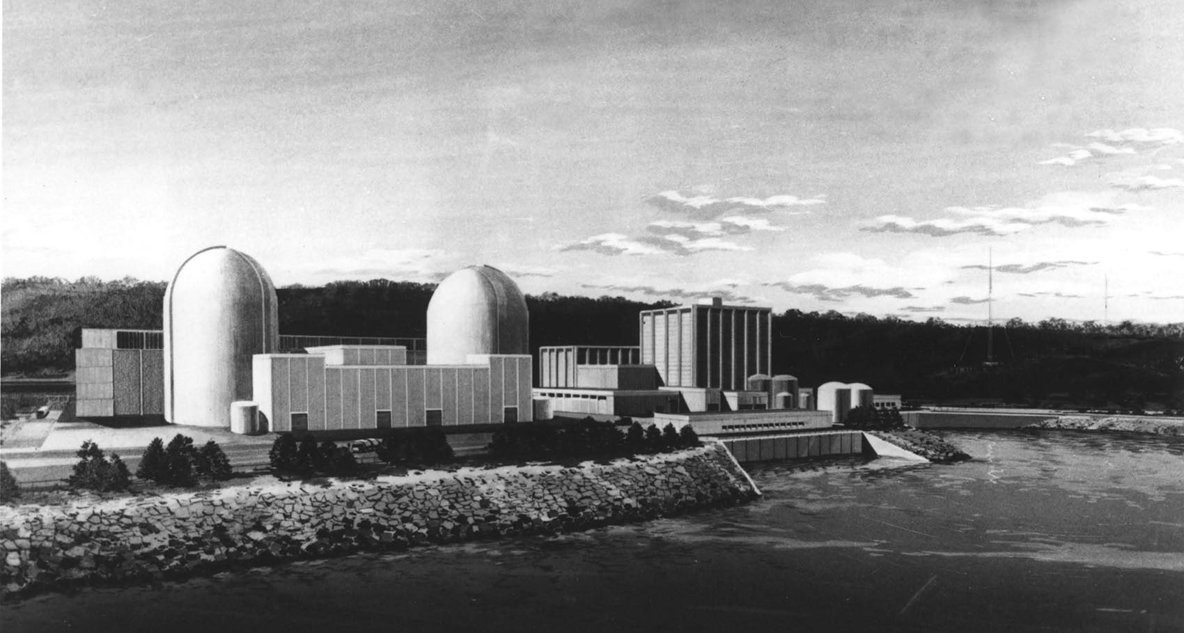 Timeline: The 52-Year History Of The Pilgrim Nuclear Plant