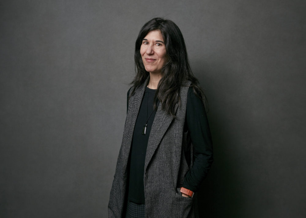 Writer/director Debra Granik. (Taylor Jewell/Invision/AP)