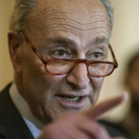 Senate Minority Leader Chuck Schumer, D-N.Y. (J. Scott Applewhite/AP)