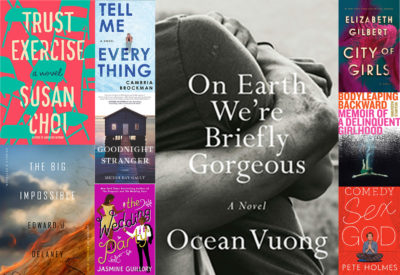 These are the books we recommend from New England authors this summer. (Courtesy)