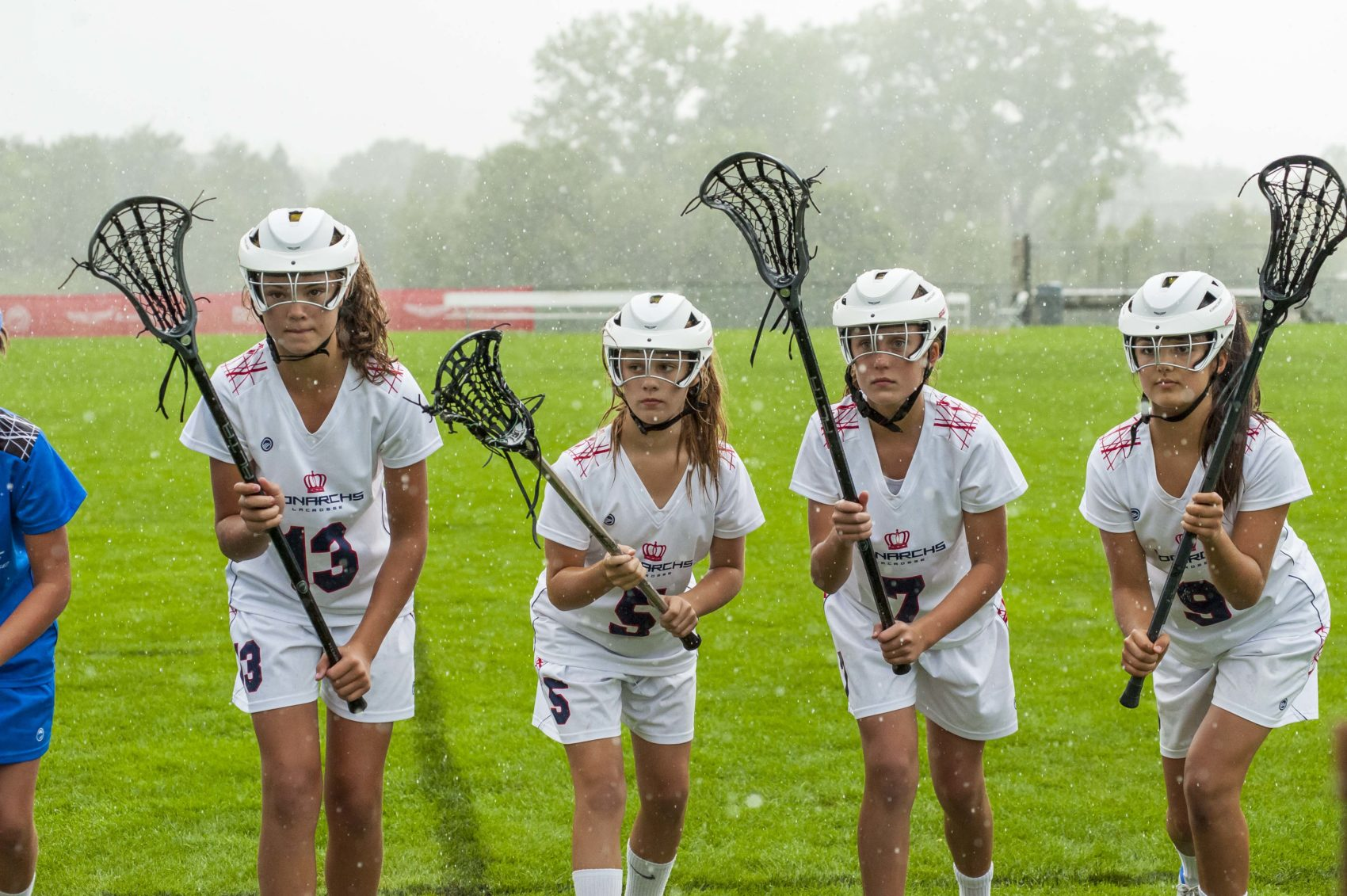 The Controversial History Of Headgear In Girls' Lacrosse